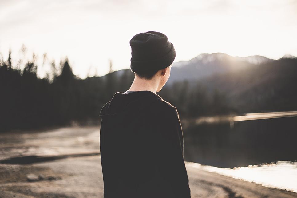 Teen Rehab - Drug Overdose - Solitary Teenage Boy
