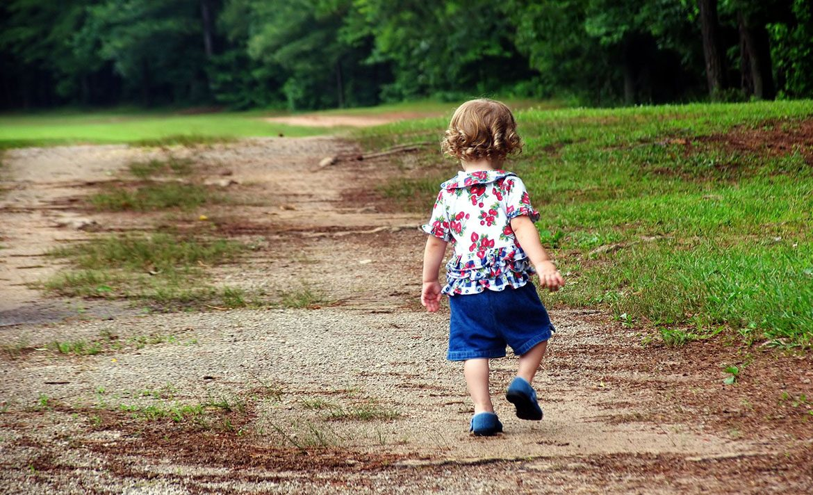 Teen Rehab - stages of development - child exploring