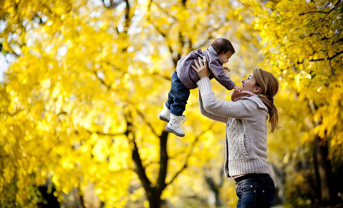 Teen Rehab - stages of development - mother and baby girl